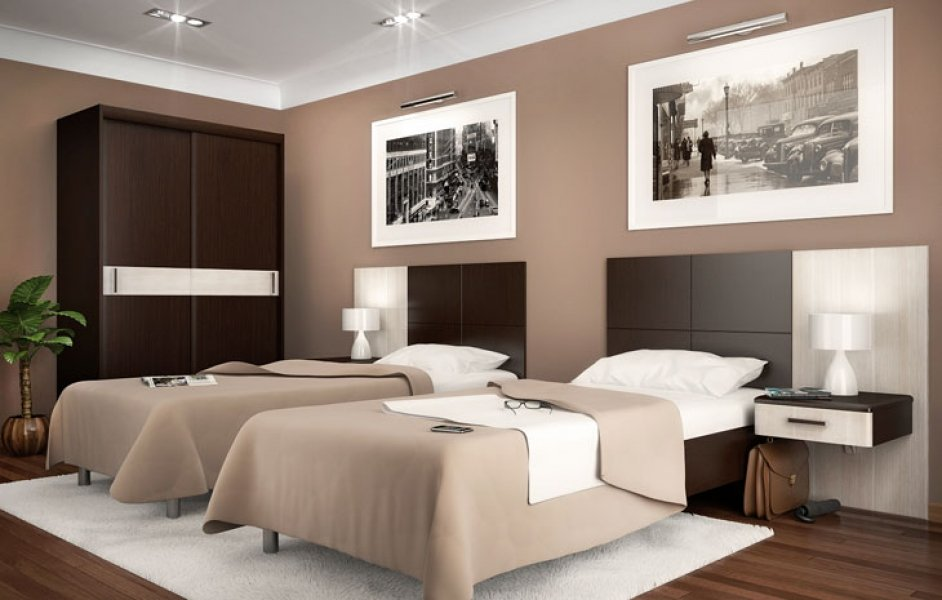 мебель для отелей и гостиниц фото
